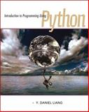 Introduction to Programming Using Python, Liang, Y. Daniel, 0132747189