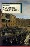 Governing Tsarist Russia, Waldron, Peter, 033371718X