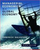 Managerial Economics in a Global Economy, Salvatore, Dominick, 0195307194