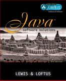 Java Software Solutions : Foundations of Program Design, CodeMate Enhanced Edition, Lewis, John and Loftus, William, 0321197194