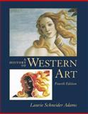 A History of Western Art, Adams, Laurie, 007282719X
