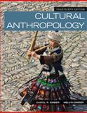 Cultural Anthropology, Ember, Carol R. and Ember, Melvin R., 0205957196