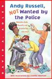 Andy Russell - Not Wanted by the Police, David A. Adler, 0152167196