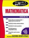 Schaum's Outline of Mathematica, Don, Eugene, 007135719X