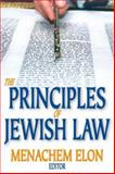 The Principles of Jewish Law, , 1412807190