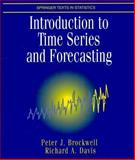 An Introduction to Time Series and Forecasting, Rockwell, P. J. and Davis, R. A., 0387947191