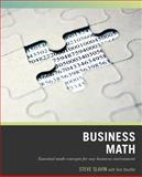 Business Math 9780470007198