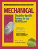 Mechanical Discipline - Specific Review for the FE/EIT Exam 9781888577198