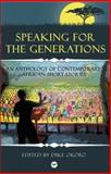 Speaking for the Generations : An Anthology of Contemporary African Short Stories, Okoro, Dike, 1592217192