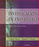 Investigación en Enfermería, Burns, Nancy and Grove, Susan K., 8481747203