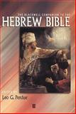 The Blackwell Companion to the Hebrew Bible, , 1405127201