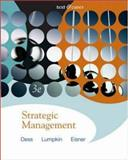 Strategic Management : Text and Cases with OLC access Card, Dess, Gregory G. and Lumpkin, G. T. Tom, 0073267201