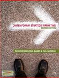 Contemporary Strategic Marketing, Brennan, Ross and Baines, Paul, 0230507204