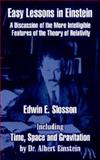 Easy Lessons in Einstein, Edwin E. Slosson, 141020720X