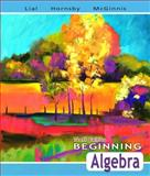 Beginning Algebra plus MyMathLab Student Starter Kit, Lial, Margaret L. and Hornsby, John, 0321507207