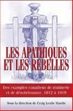 Les Apathiques et les Rebelles, , 1550027204