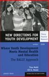 New Directions for Youth Development, Yd, 0470467207
