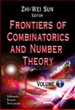 Frontiers of Combinatorics and Number Theory, Zhi-wei Sun, 1612097200