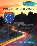 Problem Solving with C++ : The Object of Programming, CodeMate Enhanced Edition, Savitch, Walter, 0321197208