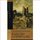 The Norton Anthology of English Literature : The Romantic Period, Greenblatt, Stephen and Abrams, M. H., 0393927202