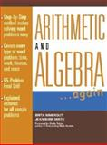 Arithmetic and Algebra Again, Immergut, Brita and Smith, Jean B., 0070317208