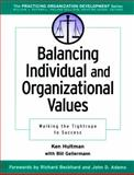 Balancing Individual and Organizational Values 9780787957209