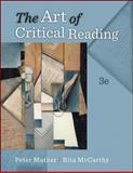 The Art of Critical Reading, Mather, Peter and McCarthy, Rita, 0073407216