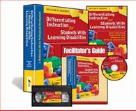 Differentiating Instruction for Students with Learning Disabilities Kit : A Multimedia Kit for Professional Development, Bender, William N., 141296721X