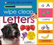 Wipe Clean Letters, Roger Priddy, 0312507216