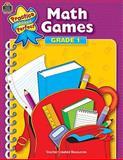 Math Games, Grade 1, Mary Rosenberg, 074393721X