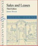 Sales and Leases, Brook, James, 0735527210