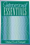 Interpersonal Essentials, Booth-Butterfield, Melanie, 0205317219