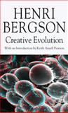 Creative Evolution, Bergson, Henri, 0230517218