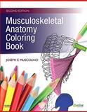 Musculoskeletal Anatomy Coloring Book, Muscolino, Joseph E., 0323057217