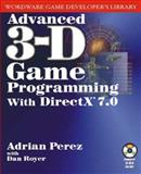 Advanced 3-D Game Programming with Directx 7.0, Perez, Adrian, 1556227213