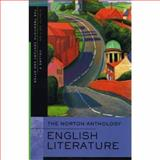The Norton Anthology of English Literature Vol. F, , 0393927229