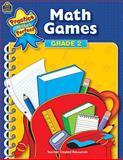 Math Games, Grade 2, Mary Rosenberg, 0743937228