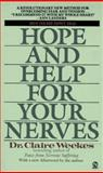 Hope and Help for Your Nerves, Claire Weekes and Claire Weeks, 0451167228