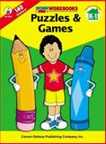 Puzzles and Games, Grades K - 1, , 0887247229