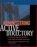 Administering Active Directory, Wilkins, Mark, 0072127228