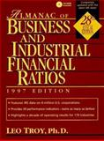 Almanac of Business and Industrial Financial Ratios, Leo Troy, 0138487227