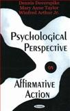 Psychological Perspective on Affirmative Action, Doverspike, Dennis and Taylor, Mary Anne, 159454722X