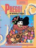Prego! : An Invitation to Italian, Lazzarino, Graziana and Jacobsen, Mara Mauri, 0070377227