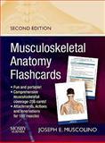 Musculoskeletal Anatomy Flashcards, Muscolino, Joseph E., 0323057225