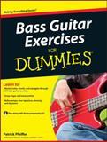 Bass Guitar Exercises for Dummies, Patrick Pfeiffer, 0470647221