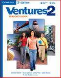 Ventures Level 2 Student's Book with Audio CD, Gretchen Bitterlin and Dennis Johnson, 1107687225
