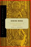 Binding Words : Textual Amulets in the Middle Ages, Skemer, Don C., 0271027223