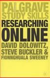 Researching Online, Dolowitz, David and Buckler, Steve, 1403997225