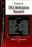 Progress in DNA Methylation Research, Neumann, Hans P., 1600217222