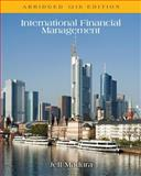 International Financial Management, Abridged, Madura, Jeff, 1305117220